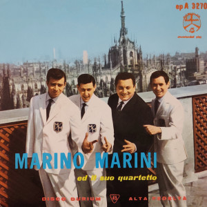 Album Calcutta from Marino Marini