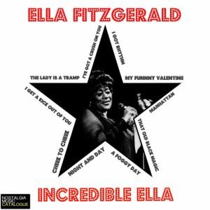 Ella Fitzgerald的專輯Incredible Ella