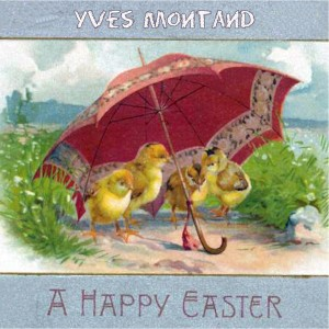 Yves Montand的專輯A Happy Easter