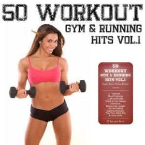 Album 50 Workout Gym & Running Hits Vol.1 from Various Artists