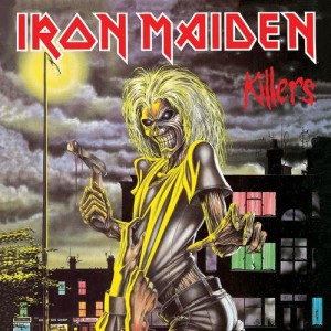 Iron Maiden的專輯Killers (2015 Remaster)