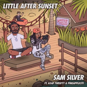 Album Little After Sunset from A$AP Twelvyy