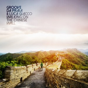 Album Walking on the Chinese Wall from Groove Da Praia