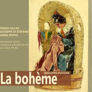 Album Puccini: La Bohème from Chorus of La Scala, Milan