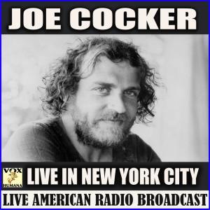 Joe Cocker的專輯Live in New York City