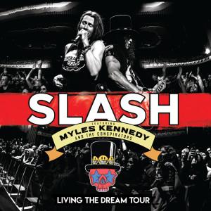 Living The Dream Tour dari Slash
