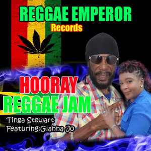 Album Hooray (Reggae Jam) from Tinga Stewart