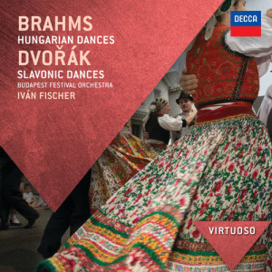 Album Brahms: Hungarian Dances / Dvorak: Slavonic Dances from Iván Fischer