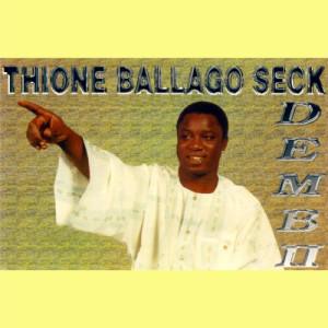 Album Demb II from Thione Seck