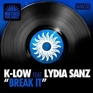 Album Break It from K-Low