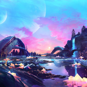 Album Sci-Fi Lullabies from Bluetech