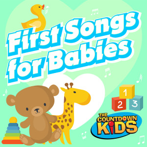 The Countdown Kids的專輯First Songs for Babies