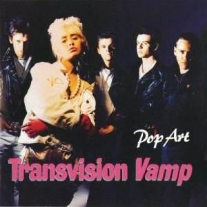 Album Pop Art from Transvision Vamp