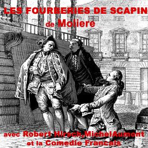 Album Les Fourberies de Scapin from Molière