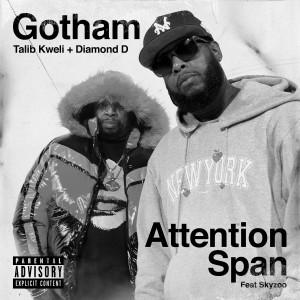 Album Attention Span (Explicit) from Diamond D