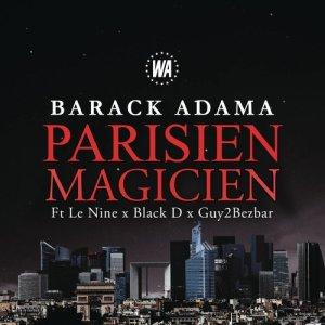 Album Parisien magicien from Black D