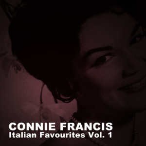 Connie Francis的專輯Connie's Favourites Vol. 1