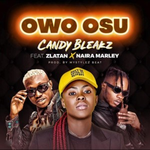 Listen to Owo Osu song with lyrics from Candy Bleakz