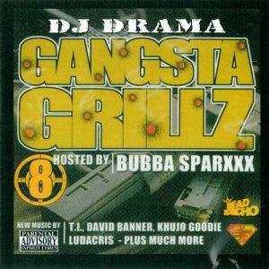 Album Gangsta Grillz 8 (Explicit) from Bubba Sparxxx