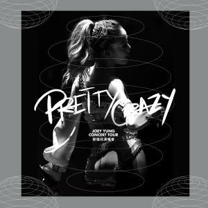 容祖兒的專輯PRETTY CRAZY JOEY YUNG CONCERT TOUR 容祖兒演唱會
