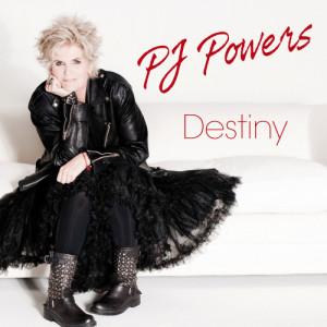 Album Destiny from PJ Powers