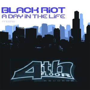 Album A Day In The Life from Black Riot