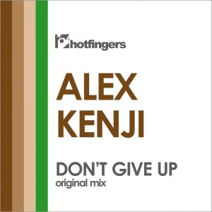 Album Don't Give Up from Alex Kenji