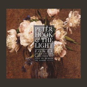 Album Power Corruption & Lies Tour 2013 from Peter Hook and The Light