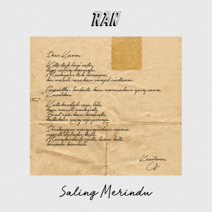 Album Saling Merindu from RAN