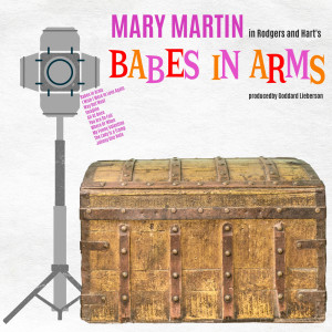 Album Babes in Arms from Mary Martin