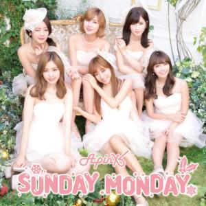 Apink的專輯Sunday Monday
