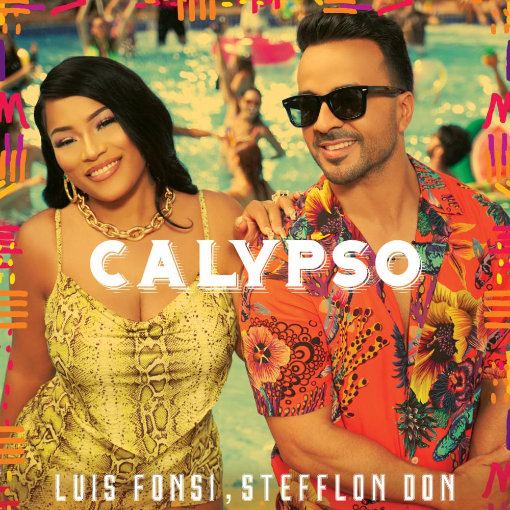Calypso 2018 Luis Fonsi; Stefflon Don