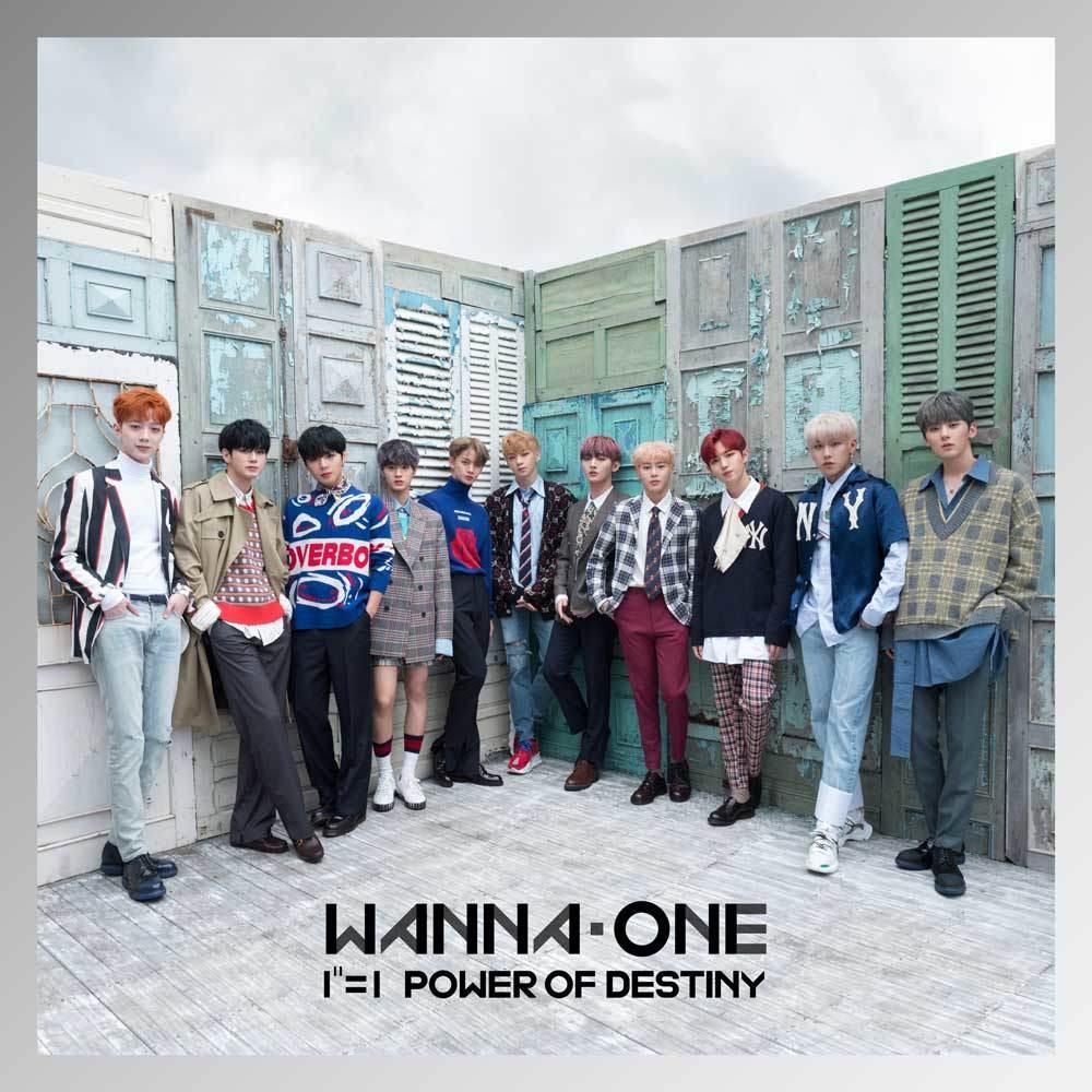 Flowerbomb 2018 Wanna One