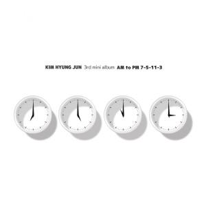 金亨俊的專輯AM to PM 7-5-11-3