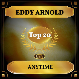 Album Anytime from Eddy Arnold