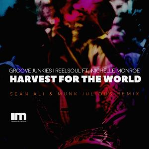 Album Harvest for the World, Pt. 3 from Groove Junkies