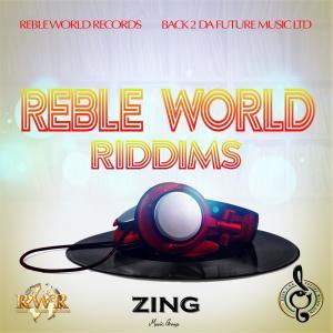 Album Reble World Riddims Volume 1 from BabyBoom