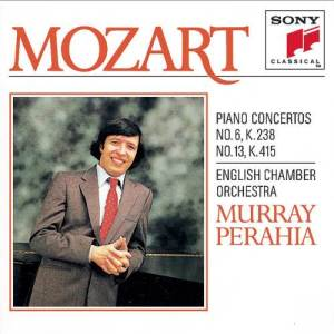 Murray Perahia的專輯Mozart: Piano Concertos Nos. 6 & 13