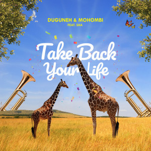 Album Take Back Your Life from Mohombi