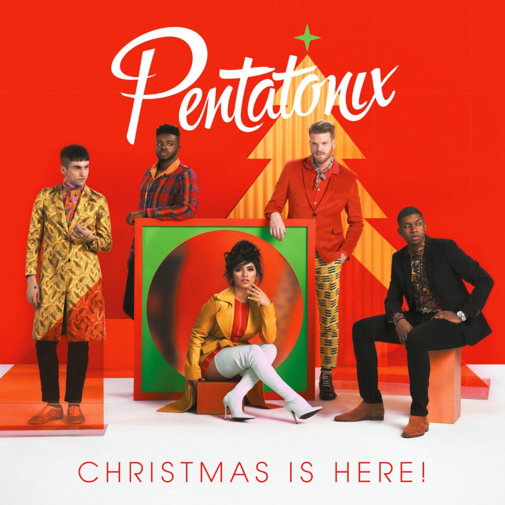 Grown-Up Christmas List 2018 Pentatonix; Kelly Clarkson