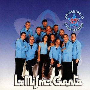 Album 25 Aniversario from La Misma Gente