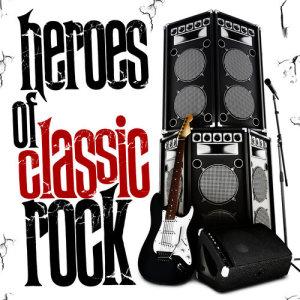 Album Heroes of Classic Rock from Rock Heroes