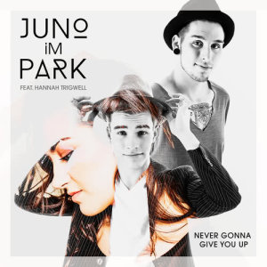 Album Never Gonna Give You Up from Juno Im Park