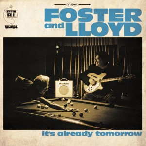 Album It's Already Tomorrow from Foster and Allen