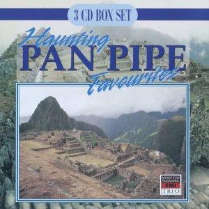 Album Haunting Pan Pipe Favourites from Blue Mountain Pan Pipe Ensemble