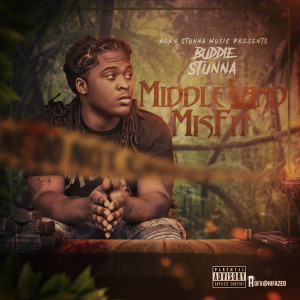 Album MiddleLand Misfit (Explicit) from Buddie Stunna