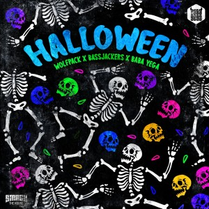 Album Halloween (Explicit) from Bassjackers