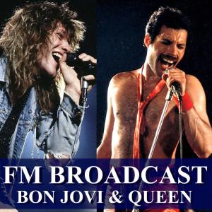 Album FM Broadcast Bon Jovi & Queen from Bon Jovi