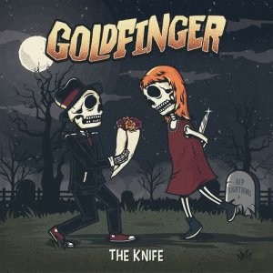 Listen to Put The Knife Away song with lyrics from Goldfinger