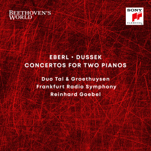 Album Concerto for Two Pianos and Orchestra in B-Flat Major, Op. 45/II. Marche. Trio. Marche from Reinhard Goebel